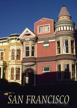 Art America Gallery Peter Potter - San Francisco Poster - Haight Ashbury