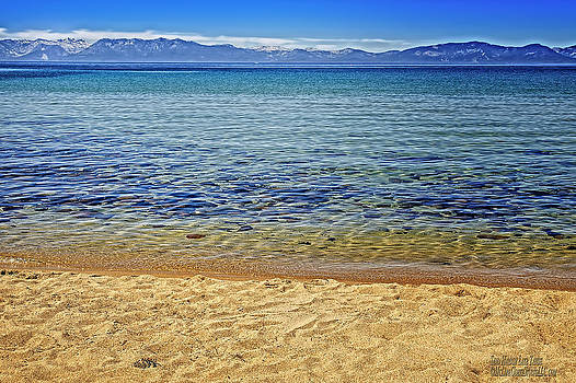 LeeAnn McLaneGoetz McLaneGoetzStudioLLCcom - Sand Harbor Lake Tahoe Reflections