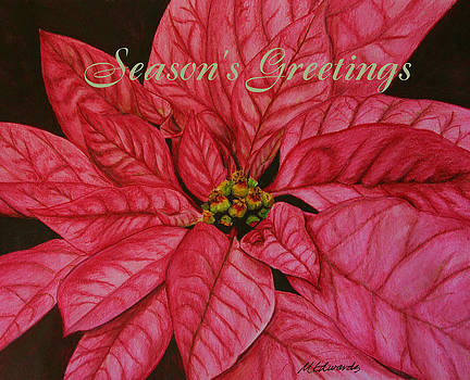 Season's Greetings by Marna Edwards Flavell