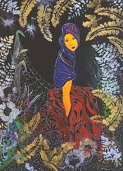 Secret Garden by Carolyn LeGrand