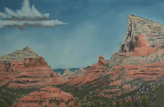 Sedona by Nick Froyd