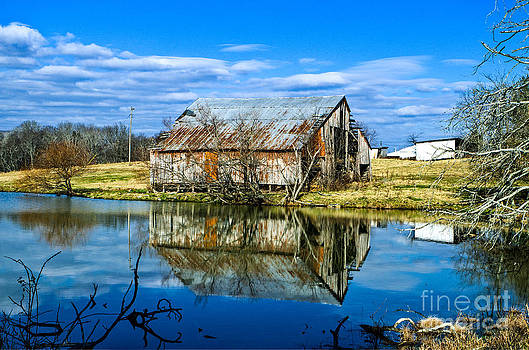 Paul Mashburn - Sequatchie Valley Barn
