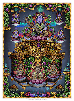Siwa-Swati-Yoga by Natanel Araeha