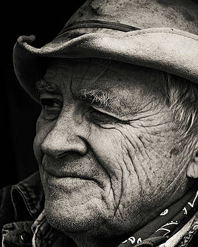 Sixty Years in The Saddle by Ron  McGinnis