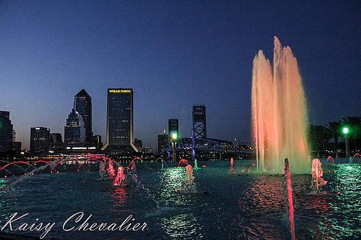 Skyline by Kaisy Chevalier