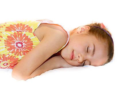 Sleeping Beauty by Barbie Baio