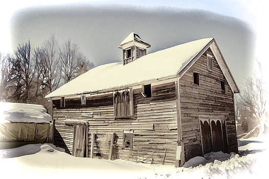 Snow in the Country by Ray Summers Photography