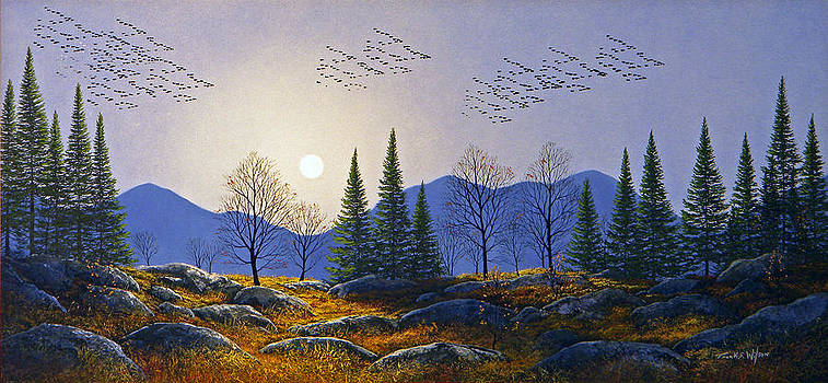 Frank Wilson - Southern Migration By Moonlight