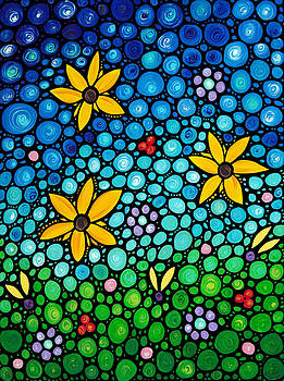 Sharon Cummings - Spring Maidens