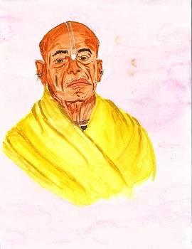 Srila Prabhupada by Parimala Devi Namasivayam
