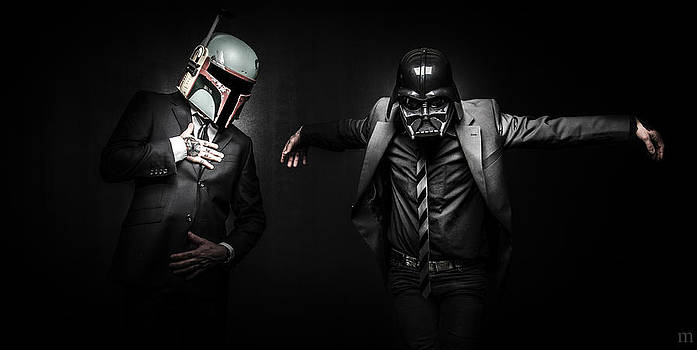 Starwars suitup by Marino Flovent