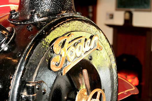 Fizzy Image - steam engine