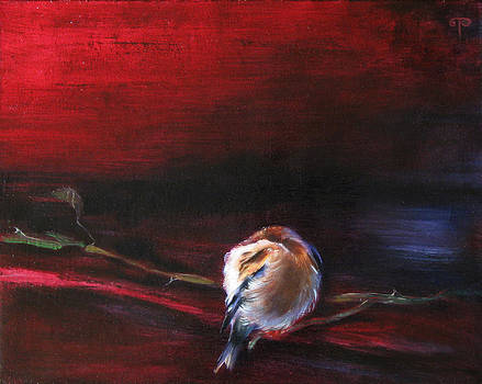 Still Life - Original Painting. Part of a Diptych by Tanya Byrd
