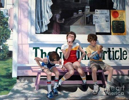 Summer Sundae by Michael John Cavanagh