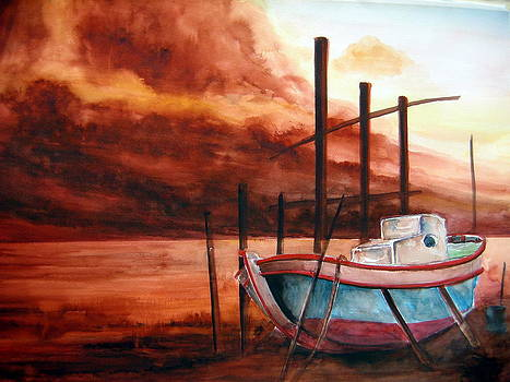 Sunset by Bryan Ahn