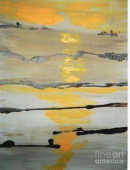Sunset by Fereshteh Stoecklein