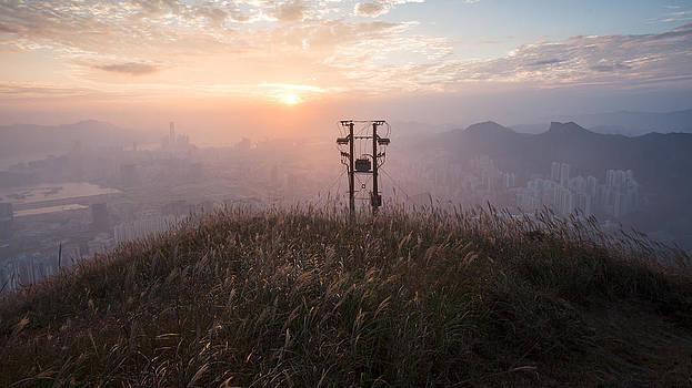 Sunset by Kam Chuen Dung