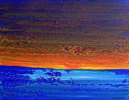 Sunset 2012 by Karl Leonhardtsberger