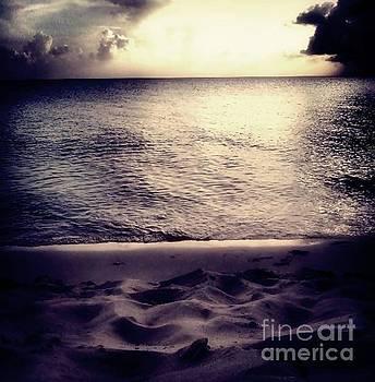Sunset  by Wyn Charlery