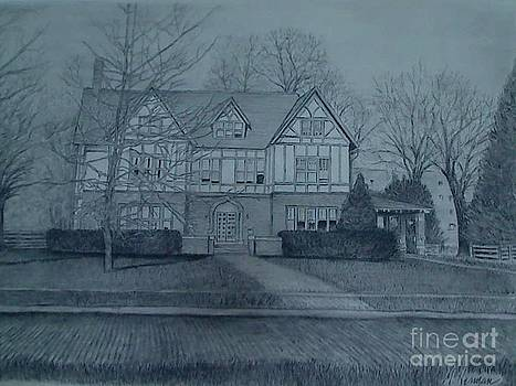 Mark Herman - Taylorville Mansions