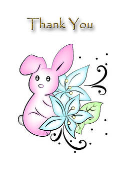 Jeanette K - Thank You Bunny Rabbit