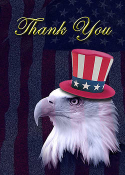 Jeanette K - Thank You Eagle