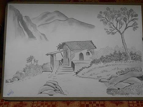 The beauty by Amrita Ludhwani