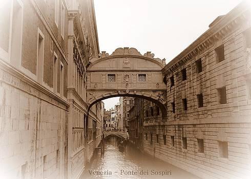 Bishopston Fine Art - The Bridge of Sighs