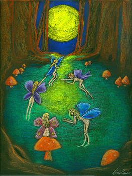 Diana Haronis - The Faery Ring