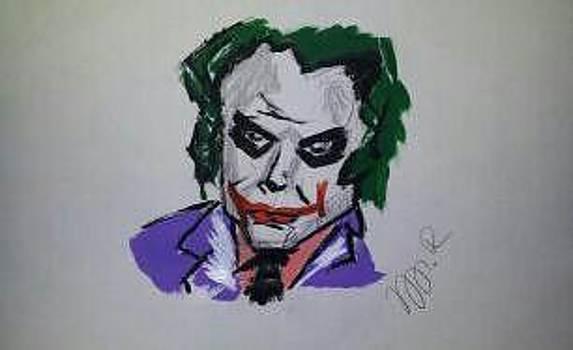 The Joker by Tiffany  Rios