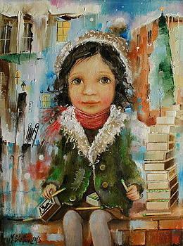 The Little Match Girl by Monica Blatton