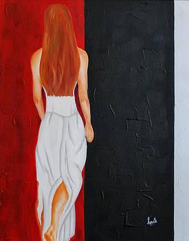 The mystery woman by Sonali Kukreja