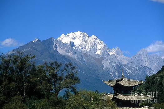 James Brunker - Pagoda and Jade Dragon Snow Mountain China