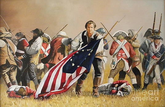 The Patriot by Robert Arsenault
