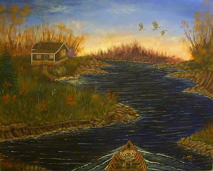 The Return by David Bentley