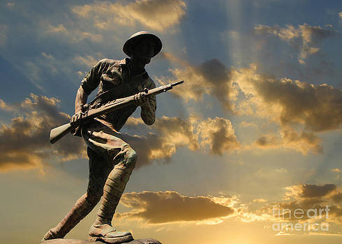 The Unknown Soldier by Geoff Crego