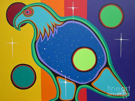 Thunderbird by Jim Oskineegish