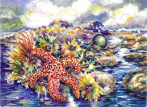 Tidal Pool I by Ann  Nicholson