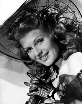 Tonight And Every Night, Rita Hayworth by Everett