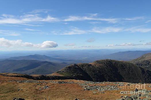Top  Mt Washington  by Jeffery Akerson