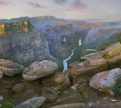 Toroweap Overlook by Tim Fitzharris