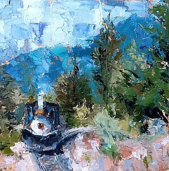 Train Comin' by Sylvia Miller