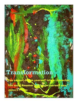 Transformation by Luz Elena Aponte