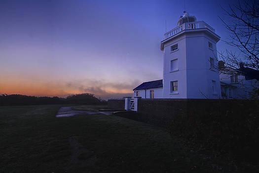 David French - Trinity House Lighthouse