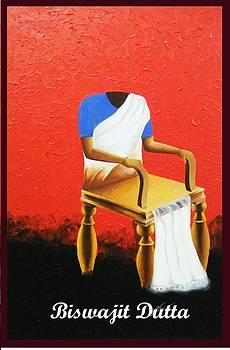 Untitled Series by Biswajit Dutta