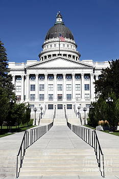 Sophie Vigneault - Utah State Capitol