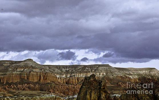 Agus Aldalur - valle con chimenea