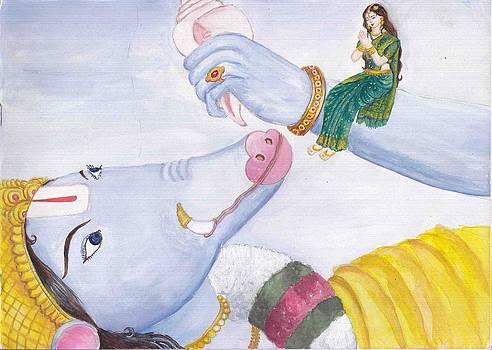 Varaha Bhumi Devi by Parimala Devi Namasivayam