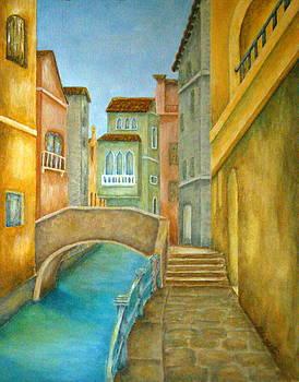 Venezia by Pamela Allegretto