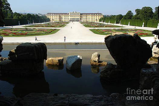 Gregory Dyer - Vienna Austria - Schonbrunn Palace